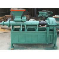 China Smokless Coal Charcoal Briquetting Machine MB360 2000 - 3500 kg / h wholesale