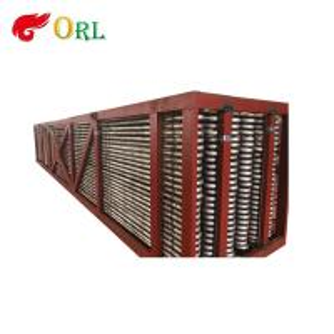 China Natural Gas Oil Steam Boiler Super Heater , Boiler Superheater Coils ASTM wholesale
