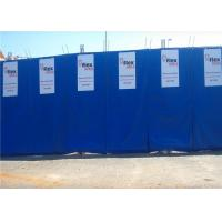 China Temporary Acoustic Barriers for Highway Noise Reduction Temporary or Permanently Solutions wholesale