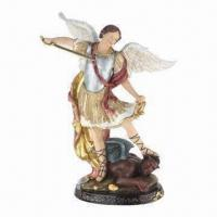 China Religious polyresin statue, available in size of 16 inches wholesale