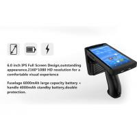 China Handheld Mobile Computer PDA Android Barcode Scanner  RFID Card Reader Android wholesale
