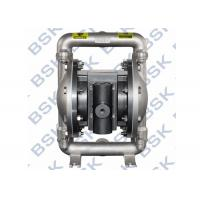 China Pharmacy Chemicals Air Driven Diaphragm Pump Stainless Steel wholesale