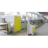China single facer corrugated paperboard production line on sale