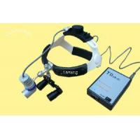 China LED Surgical Magnifying Head Lamp/ Magnifier 3x on sale