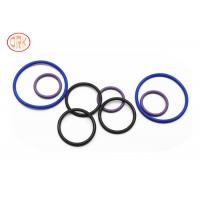 China rubber  products wholesale High Tempereture blue Silicone O Rings wholesale