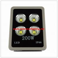China LED Outdoor Flood Lights IP65 Super Bright Security Lights Cold White LED Lights (Gray-200w-COB) on sale