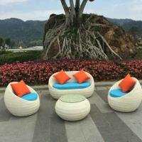 China China made Outdoor indoor garden furnitures/rattan chair sets/rattan sofa sets on sale