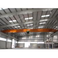 China 10T Single Girder Overhead Cranes For Factories wholesale
