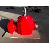 China 15000 Psi Wellhead Valves Top Entry Flapper Type API 6A Standard wholesale