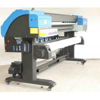 China Two Dx5 Eco Solvent Printer With Two Pintheads For Wallpaper wholesale