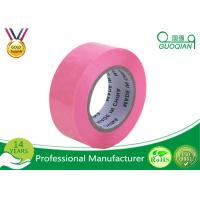 China Self Adhesive Colored Carton Sealing Tape 2 Inch Width For Food / Beverage wholesale