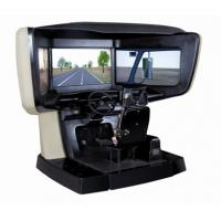 Car driving simulator machine , 3D professional driving simulator