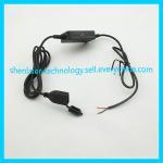 China High Quality Black Step-down 12 Volt to 5 Volt DC Converter wholesale