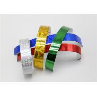 China Magical Adhesive Paper Strips , Party Paper Chains For School DIY Works wholesale