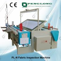 China Simple Design Fabric Inspection Machine with hydraulic station wholesale