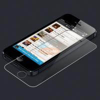 China Oleophobic 9H Tempered Glass Screen Protector For Iphone 5 5s Waterproof wholesale