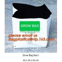 China cultivating bags, 100% biodegradable various Wholesale Poly Black Square Garden Plastic Baby Flower Plant Nursery Poly B wholesale