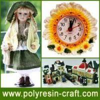 China Polyresin Craft-Porcelain Doll on sale