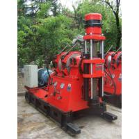 China Mechanical Water Well Machine Core Drill Rig Spindle One Bored Construction Pile wholesale