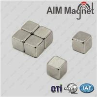 China Super Strong Permanent Neodymium Block Magnet wholesale