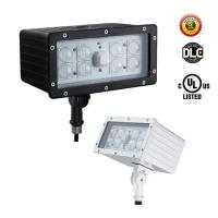 China 70 W External Led Flood Lights 80 Degree Slip Fitter Installation 5 Years Warranty wholesale
