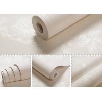 China Self Adhesive Custom Removable Wallpaper / Peel And Stick European Style Wall Covering wholesale