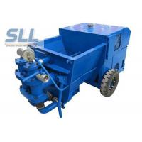 China Lower Failure Rate Concrete Mix Pumping Machine Mechanical Transmission wholesale