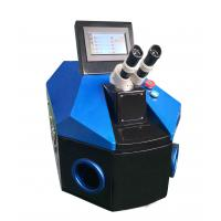 China 80W jewelry laser welding machine For Bracelet and Ring Repair wholesale