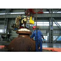 Industrial Boiler Manufacturing Equipment Saddle Hole Welding Machine