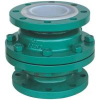 China GGG 40.3 ductile iron Ball Check Valve with two Flanged pieces wholesale