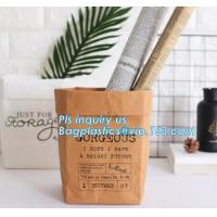 China Latest Eco-friendly dupont paper bag kraft paper storage bag washable tyvek bag, Tyvek fabric lunch bag for food bagease on sale