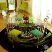 China acrylic seagrass counter stools wholesale