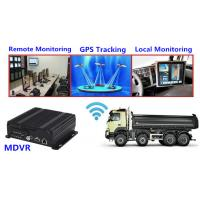China G.726 Coding Truck dvr digital video recorder Support 3G GPS Tracking wholesale