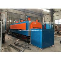 China 60 KW Muffle Continuous Mesh Belt Furnace 100 KG/H for Drywall Screws wholesale