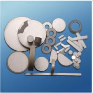 China Piezoelectric Rectangle Piezo Ceramic Element Cylinder Round Ring of chengcheng on sale