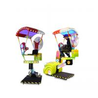 Buy cheap coin operated video game machines kids game machine driving arcade machine from wholesalers