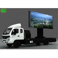 China P5 Mobile Truck LED TV Display Commercial Advertising Screen Sign wholesale