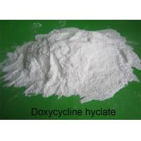 China Anti-Infection Drug Doxycycline hyclate Powder CAS: 24390-14-5 wholesale