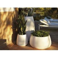China OEM contemporary Plastic polyethylene planter for public areas wholesale