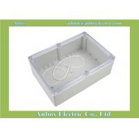 China 263*182*95mm Clear Lid Enclosures wholesale