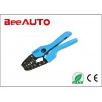 China AN-102 Electrical Connector Crimping Tool For Wire End Ferrules , Ratcheting Wire Crimper 230mm wholesale
