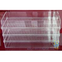 China Crystal mini acrylic fish tank wholesale
