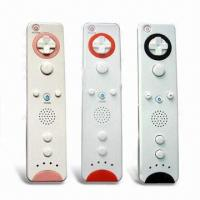 Buy cheap Ergonomic Design Remote Controller, Fully Compatible with Wii Game Consoles and from wholesalers