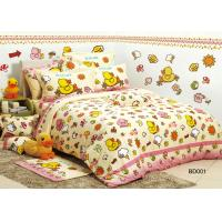 Quality Twill Cotton B Duck Soft Bedding Sets Single Twin Size for Teenage for sale
