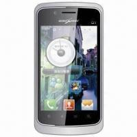 China Smartphone with Android 2.3 OS, Supports Wi-Fi, 3.5-inch HVGA LCD PDA and Dual SIM/Standby wholesale