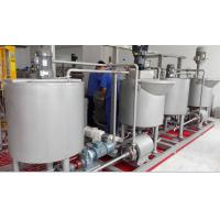 China 4 Mixing Container Cake Production Line Sew Motor With  3.5m×2.5m×2.2m Dimension wholesale