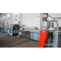 China Plastics Extruder PVC Pipe Extrusion Machine for High Pressure Gas / Water wholesale