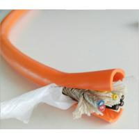 Special Cable for Drag Chains TRVVP for machine or equipments bending frequently in grey/black/orange Color