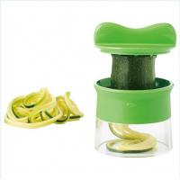 China Fruit Manual Vegetable Cutter For Kitchen Salad With 420 Stainless Steel wholesale