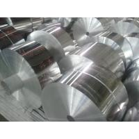 China 1235 Double Zero Mill Finished Industrial Aluminum Foil Roll For Cigarette  Food Packing wholesale